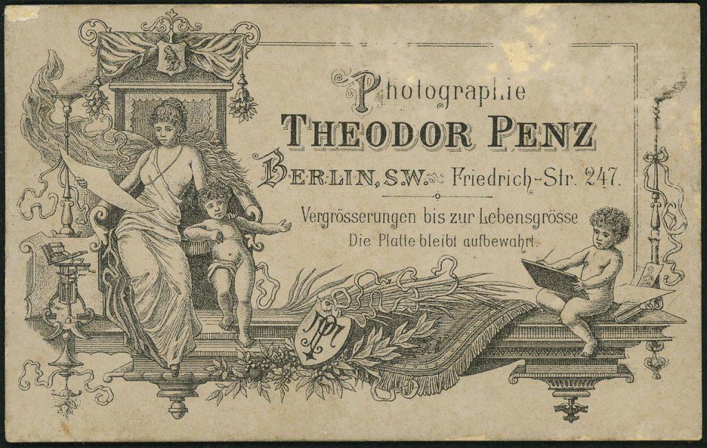 Theodor Penz - Berlin