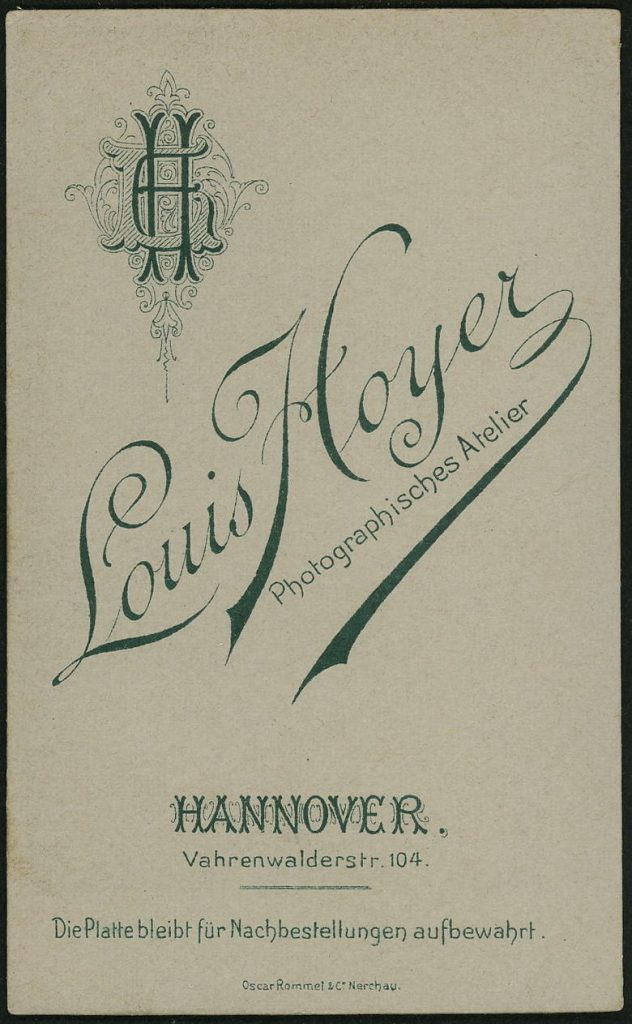 Louis Hoyer - Hannover