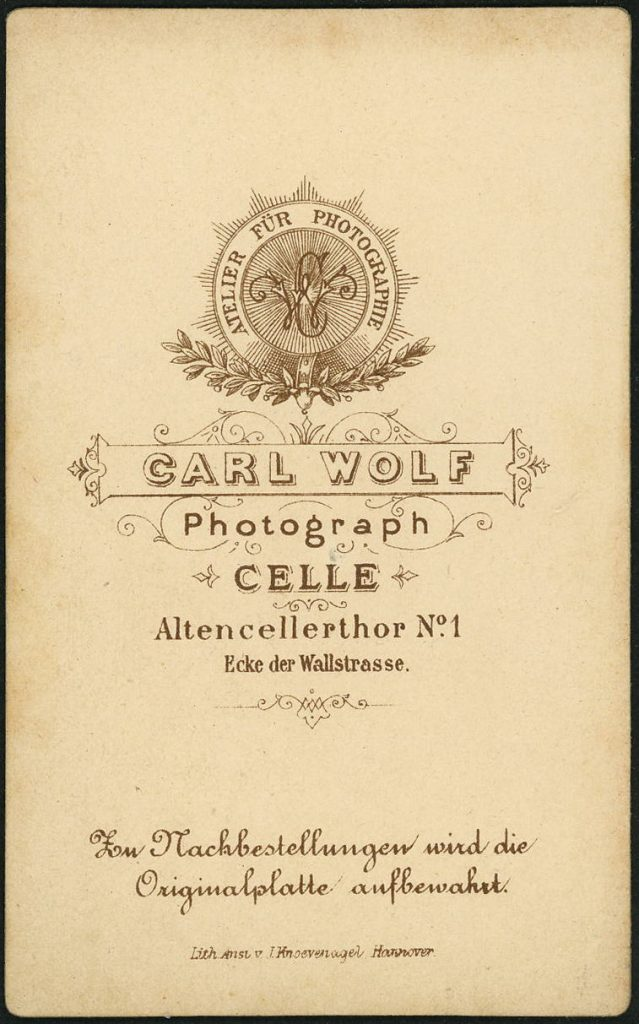 Carl Wolf - Celle