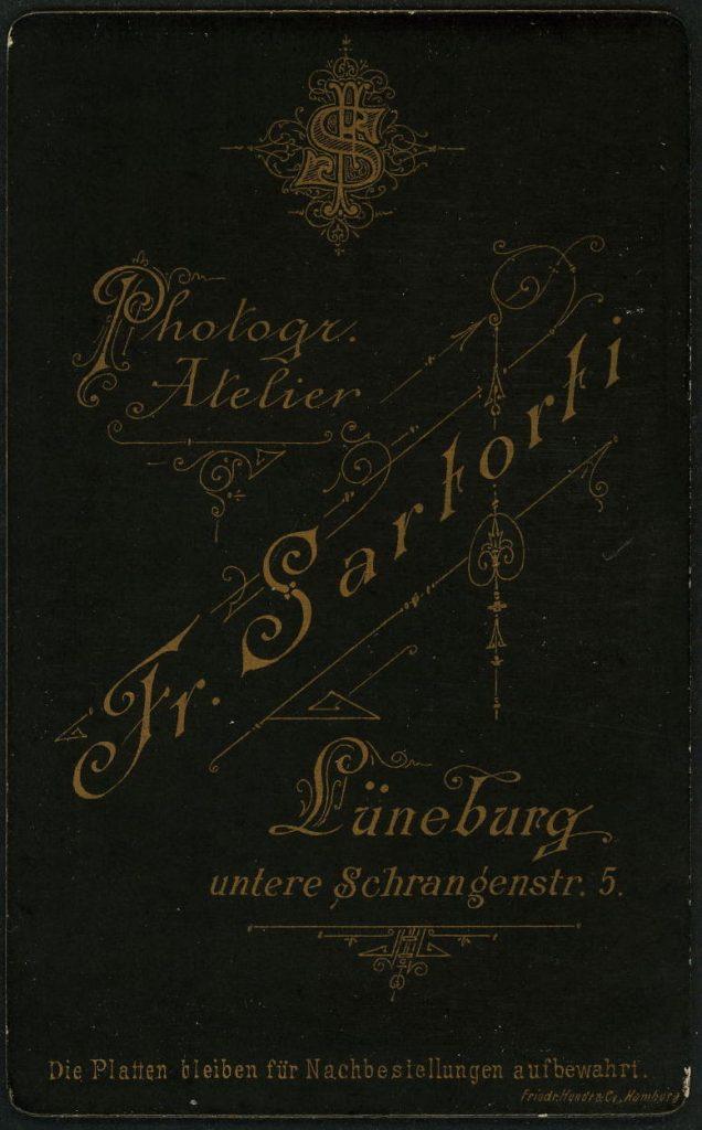 Fr. Sartorti - Lüneburg