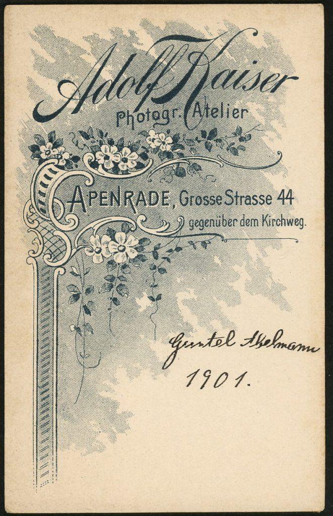 Adolf Kaiser - Apenrade