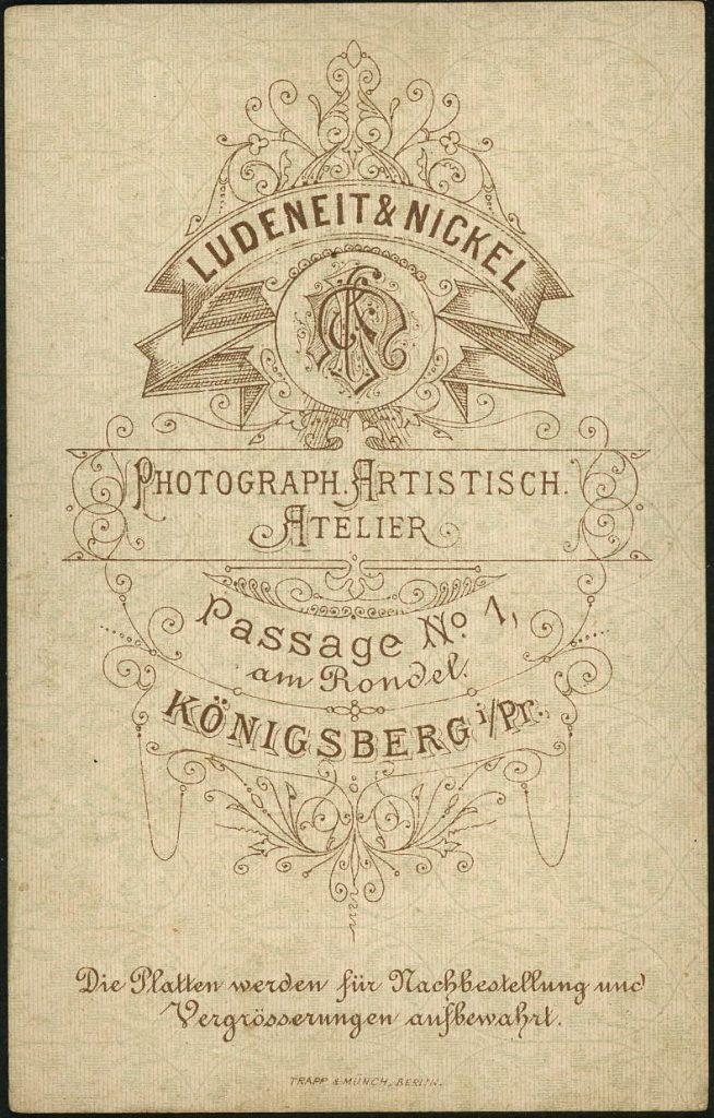 Ludeneit - Nickel - Königsberg