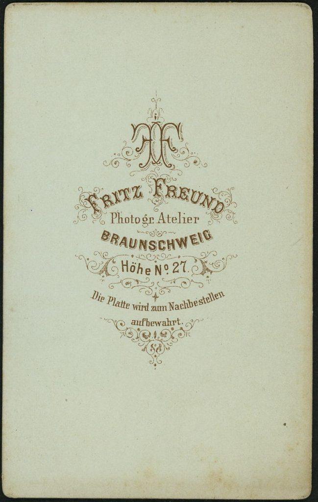 Fritz Freund - Braunschweig