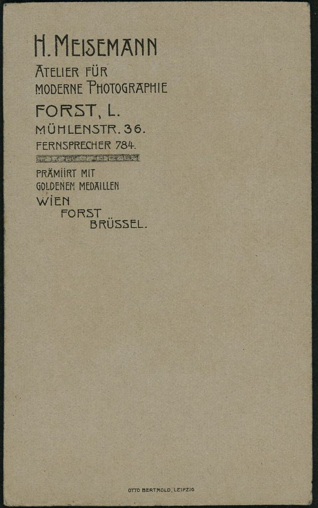 H. Meisemann - Forst