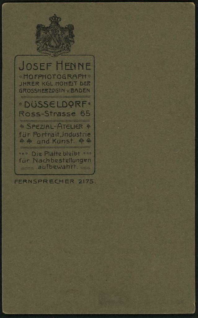 Josef Henne - Düsseldorf