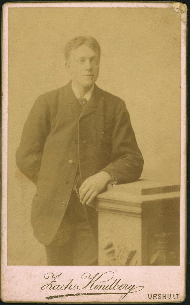 Zach. Kindberg - Urshult