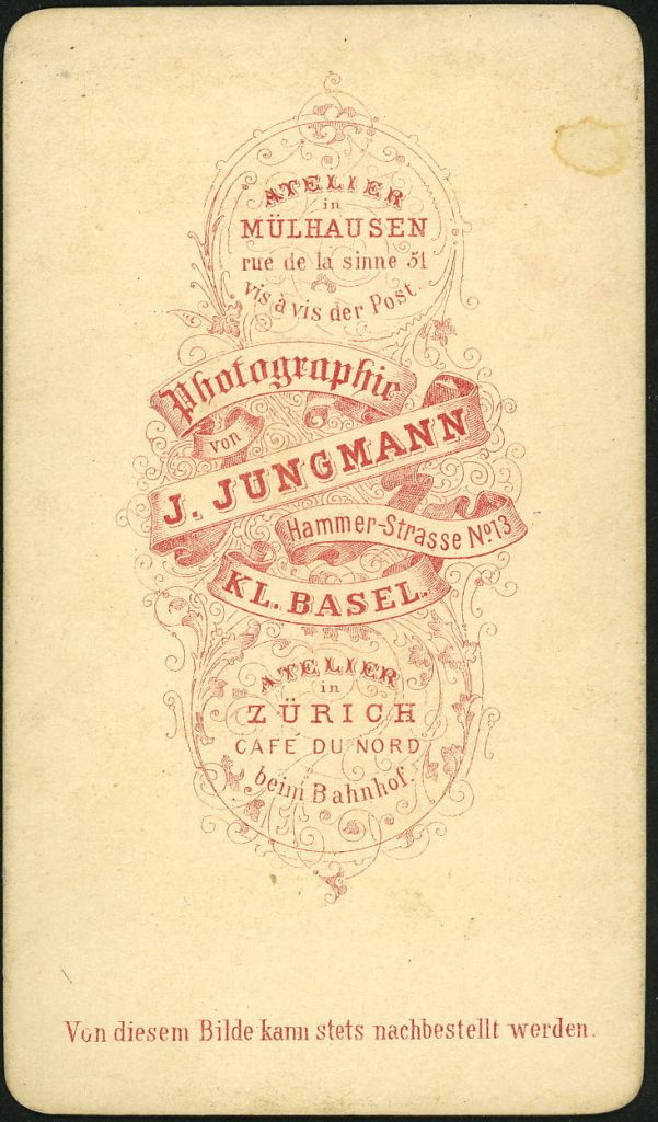 J. Jungmann - Basel - Zürich