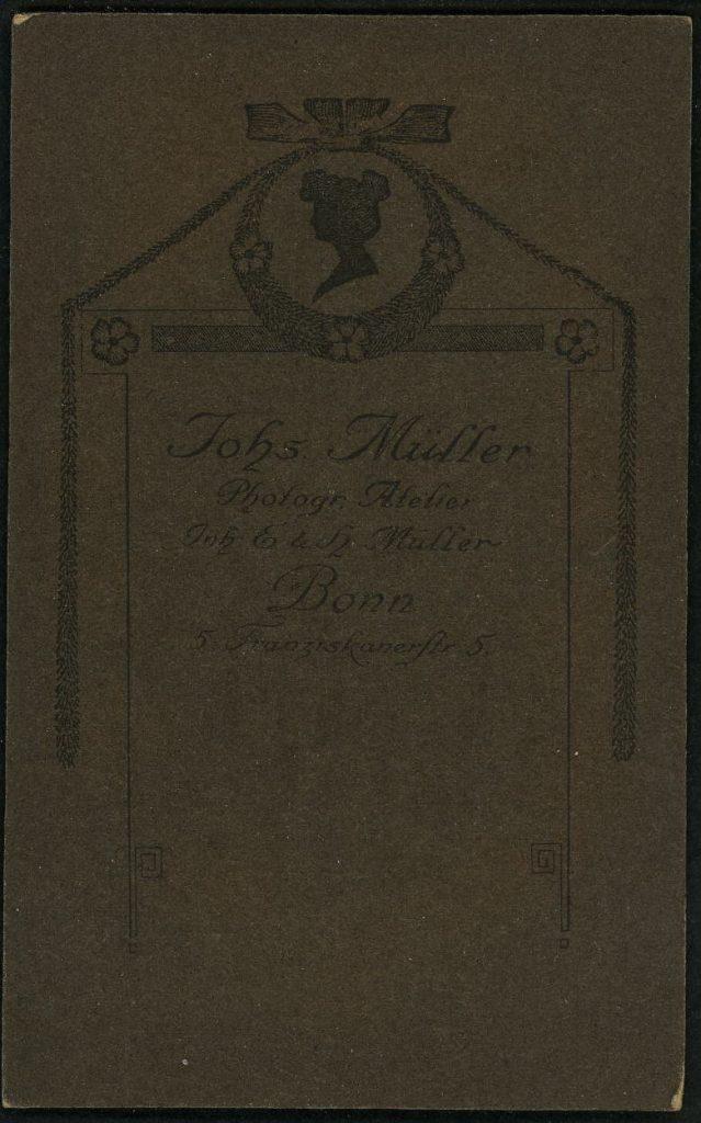 Johs. Müller - Bonn