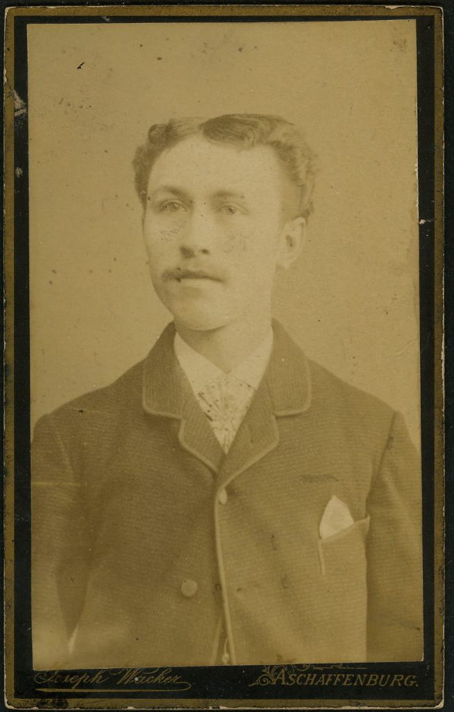 Joseph Wacker - Aschaffenburg