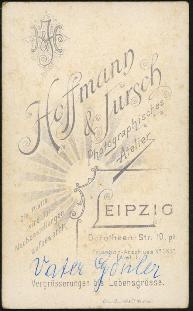 Hoffmann - Jursch - Leipzig