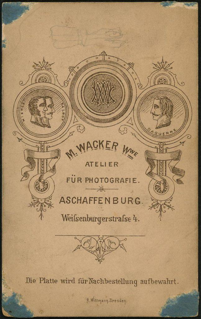 M. Wacker Wwe - Aschaffenburg