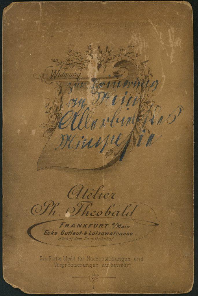Ph. Theobald - Frankfurt a.M.