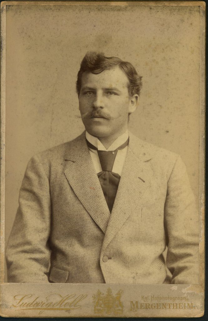 Ludwig Holl - Mergentheim