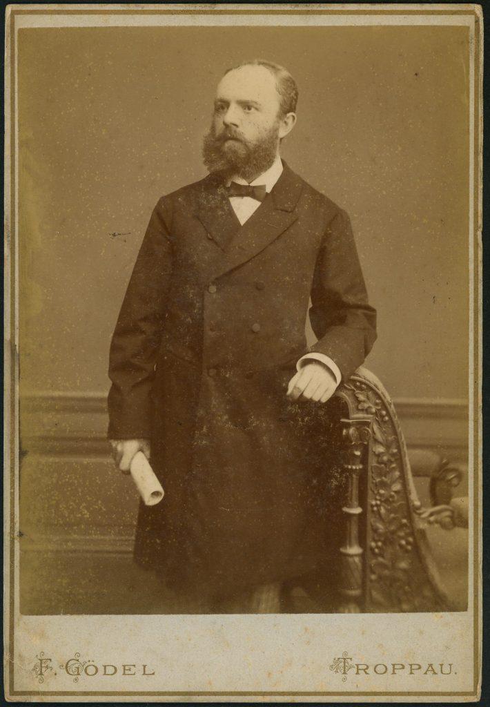 F. Gödel - Troppau