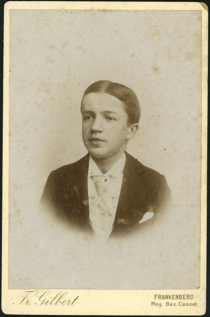 Fr. Gilbert - Frankenberg