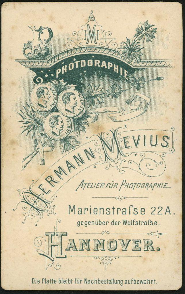 Hermann Mevius - Hannover