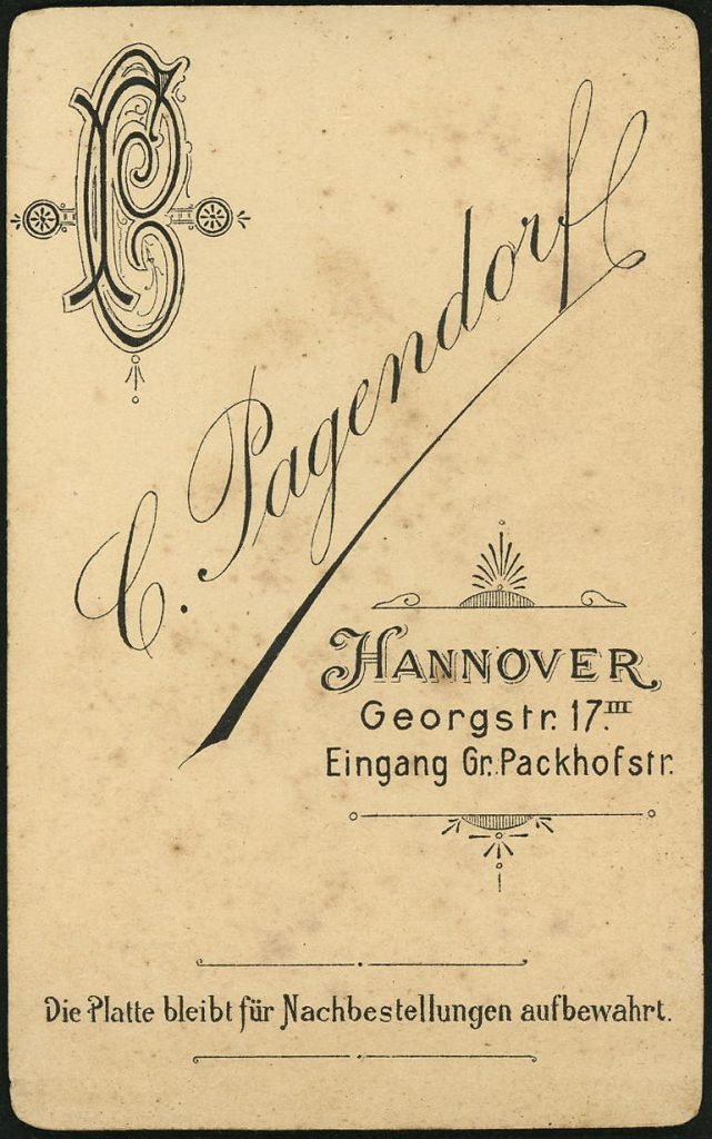 C. Pagendorf - Hannover