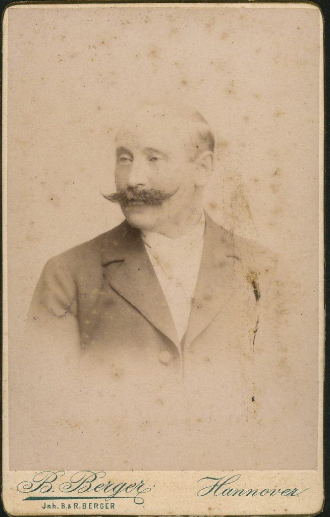 B. Berger - Hannover - R. Berger