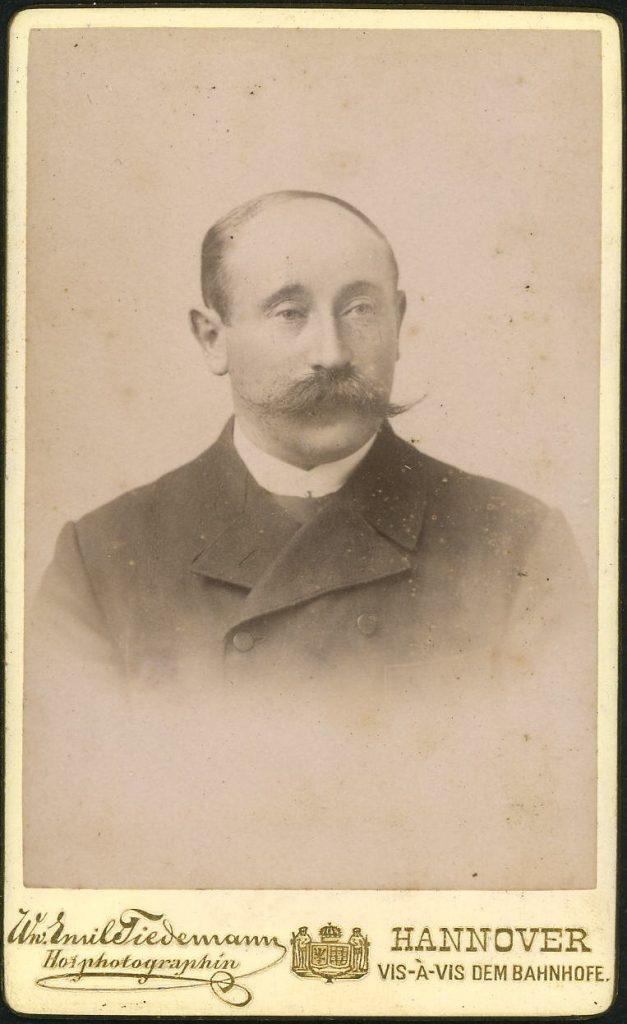 Emil Tiedemann - Hannover