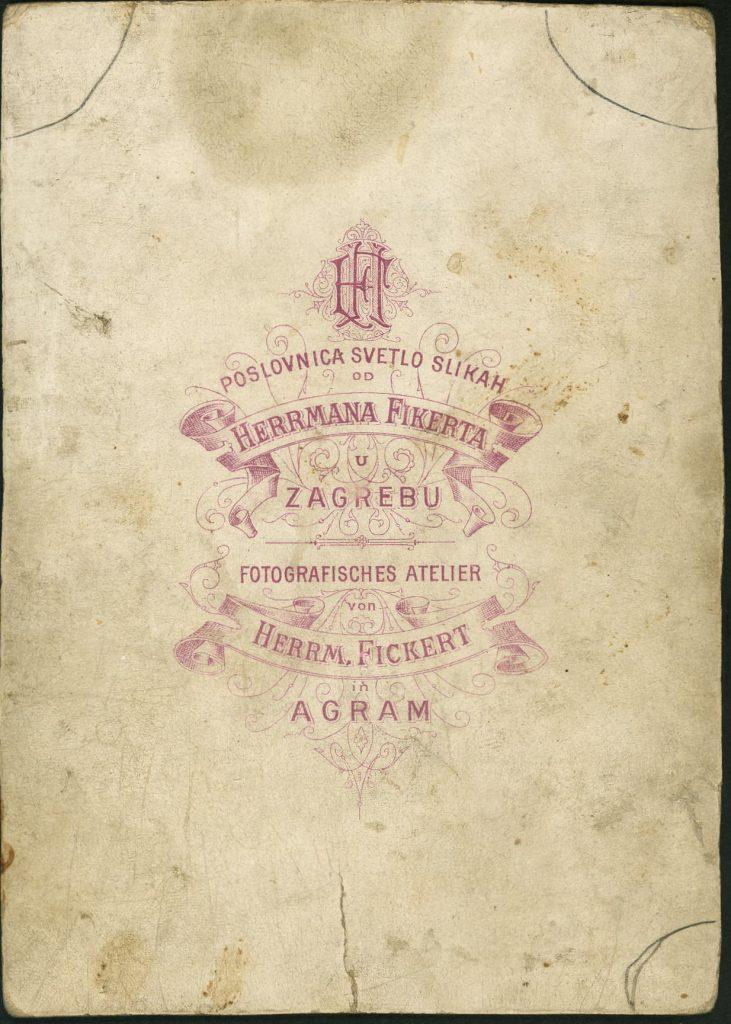 Hermann Fickert - Zagreb - Agram
