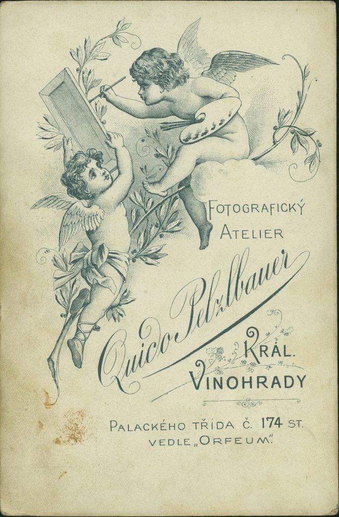 Quido Pelzlbauer - Kral Vinohrady